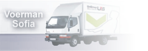Voerman Sofia - transport services , moving your home and office